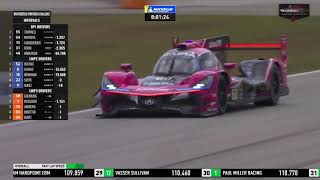 Part 2 - 2021 Mobil 1 Twelve Hours Of Sebring Presented By Advance Auto Parts