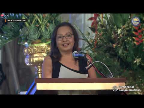 Arroyo thanks Duterte for helping to acquit her of plunder