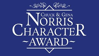 "2016 Chuck and Gena Norris Character Award Recipients - Jim ""Mattress Mac"" and Linda McIngvale"