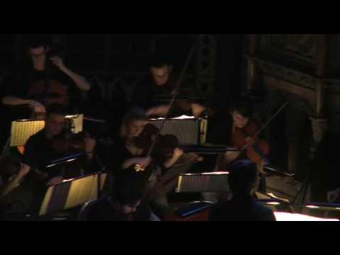 Unkle Live & Heritage Orchestra Live @ Union Chapel, London 18 Dec 2008