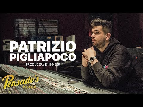 Chris Brown's Engineer / Producer, Patrizio Pigliapoco – Pensado's Place #374