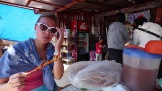 MariOla w Podróży Vlog#113 Ostatni poranek w Laosie Don Chai Laos:Chiang Khong Tajlandia