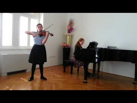 Dora Pejačević: Canzonetta, op.8