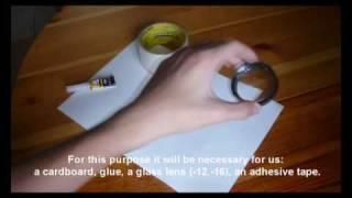 Как сделать фишай / How to make Fish Eye