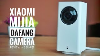 ✔ XIAOMI MIJIA DAFANG IP Camera | Awesome, but not perfect!