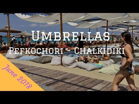 Umbrellas Beach Bar