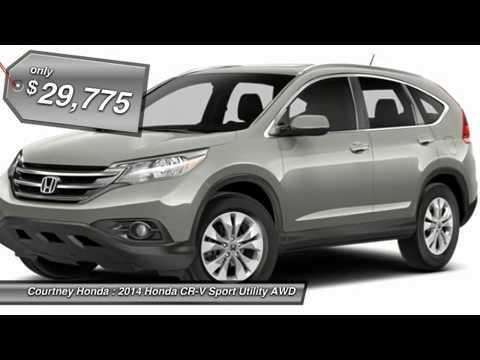 2014 honda cr v milford ct 20145 youtube for Honda milford ct