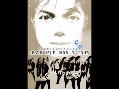 Download 07. Michael Jackson, Invicible World Tour 2002 - D.S. (AUDIO)