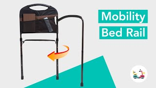 Mobility Bed Rail By The Golden Concepts