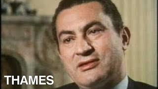 Egypt - Hosni Mubarak interview - TV Eye