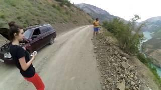 Cулакский Каньон, село Зубутли, VLOG по Дагестану #1
