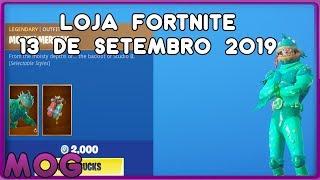 Fortnite Item Shop Merman Skin ist zurück! [13. September 2019] (Fortnite Battle Royale)