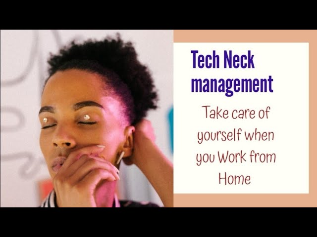 What Is Tech Neck And How To Fix It? | Fix Tech Neck By Doing Simple & Easy Yoga | Dr. Akhila Vinod