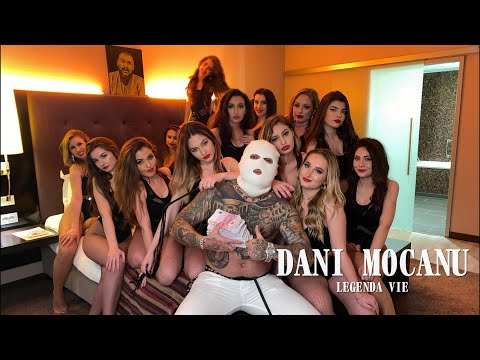 Dani Mocanu 🏆🏆🏆 Legenda vie | Official Video