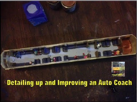 Detailing up and Improving an Auto Coach