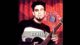 Voltaire - BRAINS! - OFFICIAL with Lyrics