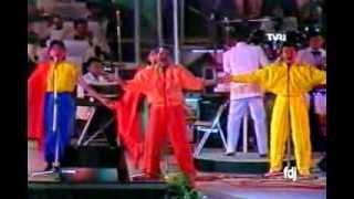 Harvey Malaiholo - Selamat Datang Cinta - FLPTN 1985