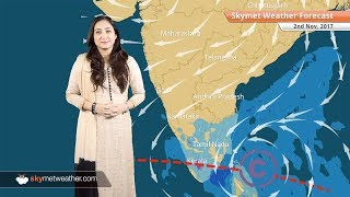 Weather Forecast for Nov 2: Chennai rains to continue; Fog in Punjab, Haryana