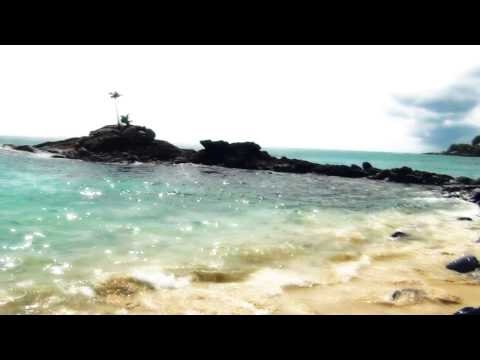 Island of dreams. Instrumental music NikaDim. (Relax)