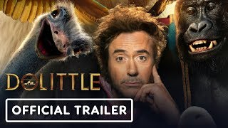 Dolittle - Official Trailer (2020) Robert Downey Jr., Tom Holland, Rami Malek