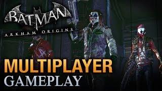 Batman: Arkham Origins - Multiplayer Gameplay #16