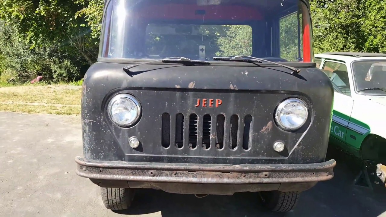 4x4 Jeep Fc 150 Now For Sale Youtube