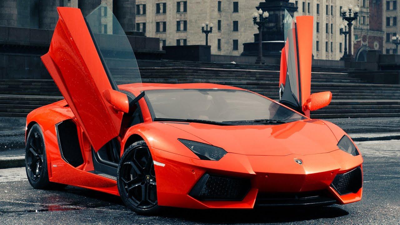Lamborghini Aventador. Часть 1 / NEDOLAMBA