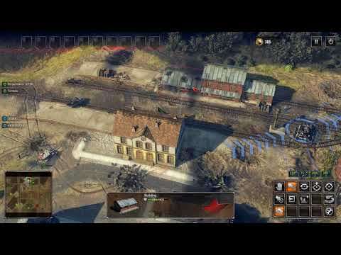 Sudden Strike 4 - Multiplayer Match #1 - No commentary
