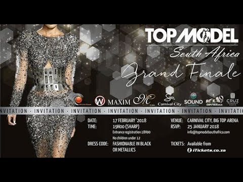 Top Model South Africa 2018