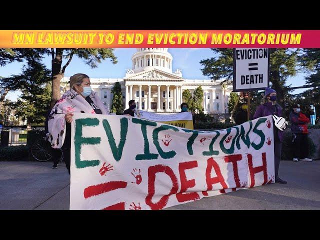 MN Landlords File Lawsuit To End Eviction Moratorium