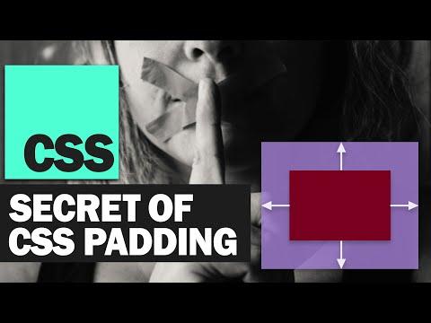The Secret CSS Padding Trick!