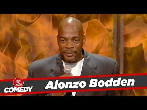 Alonzo Bodden Stand Up - 2005