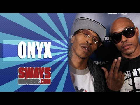 Onyx Talks Jam Master Jay, Tupac In the Tunnel, Acting, Battle Rapping & Fans Head Butting Them