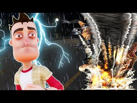 Our Brand New Energy Drinks Caused a Zombie Tornado Disaster in Gmod! (Garry's Mod)
