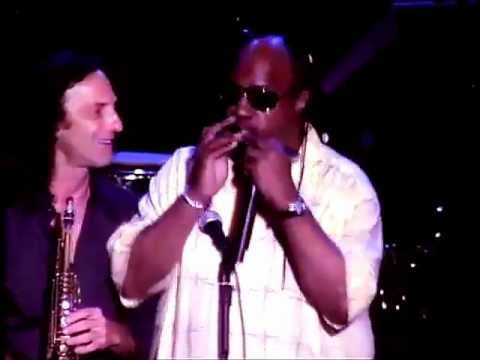 Besame Mucho ♡ - Kenny G ★ Stevie Wonder (L.A.Jazz & Music Festival 2008)