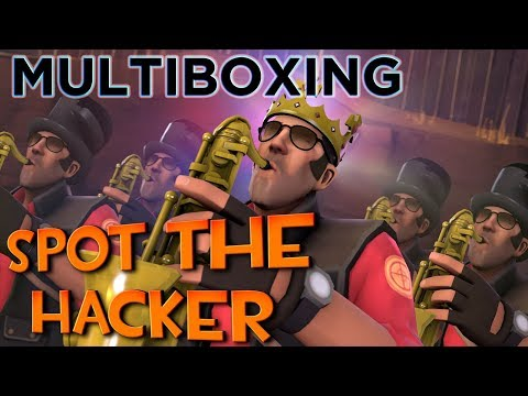 TF2: Spot the Hacker - MultiBox Cheats