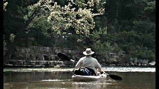 Kayak Camping 3 Nights on the Buffalo River
