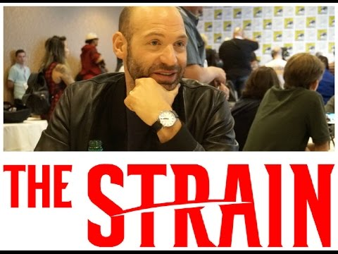 The Strain Season 2: Corey Stoll Interview