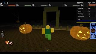 supertyrusland23 playing roblox 296 Uuhhh.wav Halloween Event