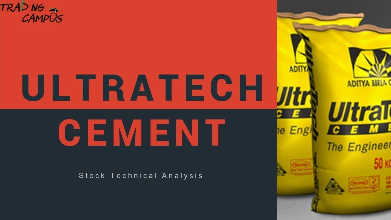 Ultratech Cement Variety : Ultratech cement stock technical analysis august