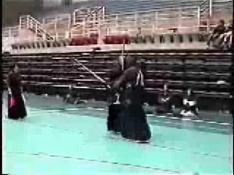 Open Kendo Viña - Stefan vs Cesar