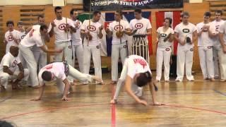 4 Batizado Morava - Opava 2014 Vem Camará Capoeira