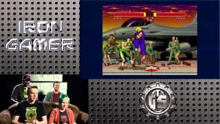 Iron Gamer: Street Fighter 2 (EXTENDED) Me vs. Husky