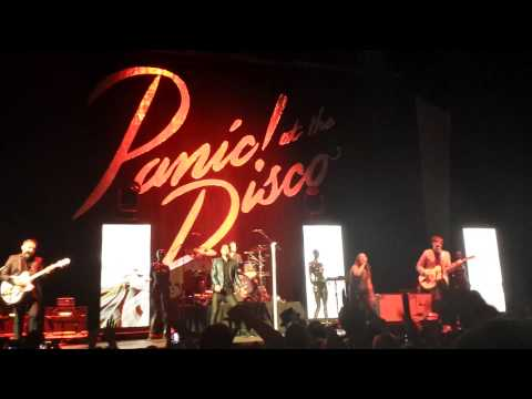 Miss Jackson (feat. Lolo) - Panic! at the Disco 9/7/2013
