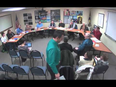 Belgrade School Board Meeting February 9th 2015
