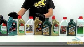 Produktvideo Motoröl 2-Takt 4-Takt Castrol Shell Eurol Malossi | scooter-prosports.com