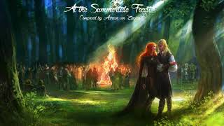 Celtic Medieval Music - At the Summertide Feast