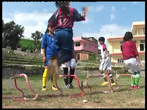 Grassroots Festival 2016 by Dhankuta District Football Association