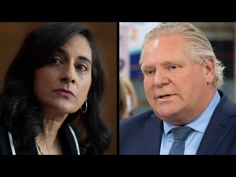 """Anand fires back at Ford's criticism, says his complaints aren't """"'supported by the facts"""""""
