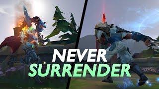 Gosu - Never Surrender